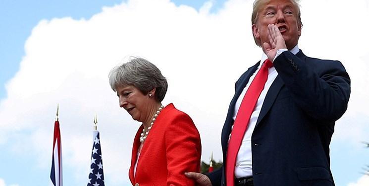 کوشش ترامپ برای انصراف دولت انگلیس از همکاری با شرکت هوآوی