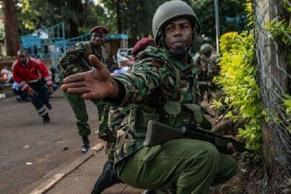 پایگاه نظامی آمریکا در آفریقا هدف نهاده شد