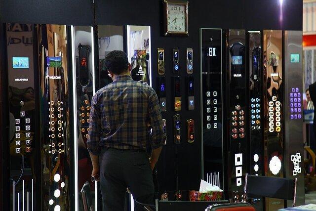 فراوری 90 درصد تجهیزات آسانسور استاندارد در ایران