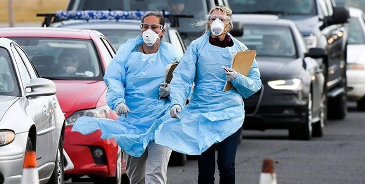 بلومبرگ: پزشکان آمریکایی در صورت مصاحبه درباره کمبود تجهیزات اخراج می شوند