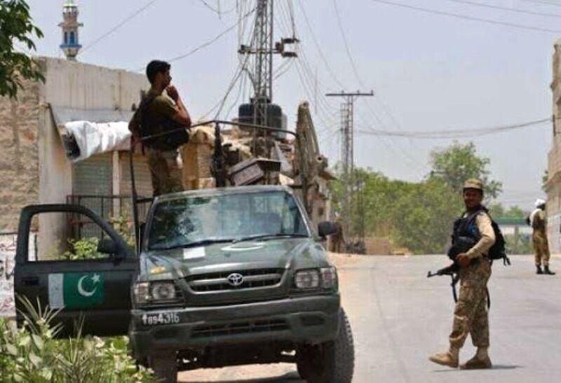 خبرنگاران حمله تروریستی به نظامیان پاکستان 7 کشته و زخمی داشت